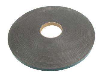 Oboustranně lepící páska 2x15x33 m černá