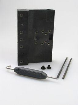 Šablona pro montáž dveřních závěsů Siku K 3030/3130/3230/3330