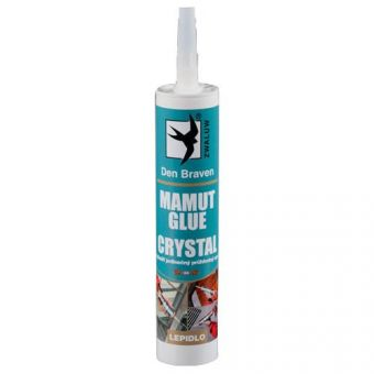 Mamut Glue Crystal lepidlo, transparentní 290ml