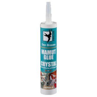 Mamut Glue Crystal lepidlo, transparentní 290ml