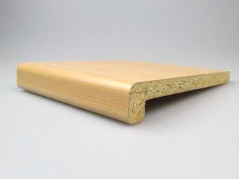 Vnitřní parapet dřevotřískový CPL 18/36 Buk 550mm