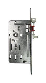 Dveřní zámek FAB 5243/20 BB, DM55/72, pravý-levopravý