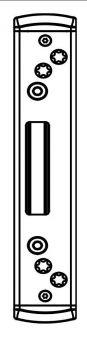 Mf-Ho protikus pro PVC U-6/32/9