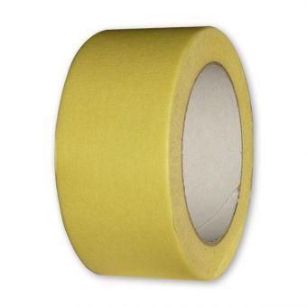 Krepová páska maskovací do 80° 50mm/50m