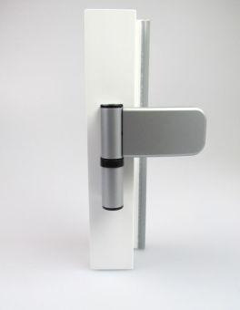 Dveřní pant Siku 3D 3030, stříbrný (F1) sw 124