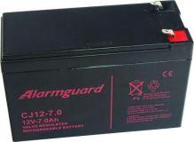 Záložní akumulátor 7Ah/12V - Alarmguard