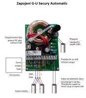 NP12RFID zapojení G-Z Secury Automatic