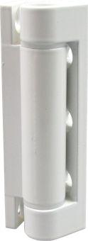 Okenní závěs K 3281, 2 dílný, bílý