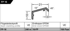 Křídlová okapnice FP 16, EV1