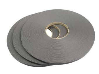 Zasklívací páska PE bez krycí fólie 9x2mmx20m šedá Extra