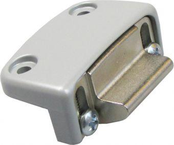 Seřiditelný protiplech 8527I_G5 pro PVC dveře, šedý RAL9006 (16-24mm)