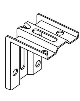 Montážní úhelník malý JB-W-70x58