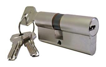 Vložka Cisa Asix 70/35+35, 3 klíče + servisní karta
