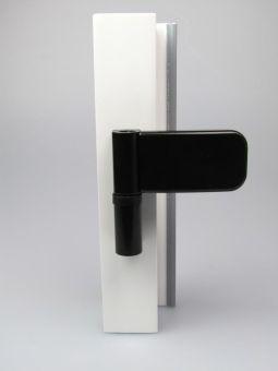 Dveřní závěs Siku 3D 3035, hnědý (H9) sw 071