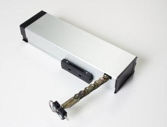 Sintesi 2000, 0,65 A (230V), 250 nebo 380 mm nastavitelný zdvih, hnědá
