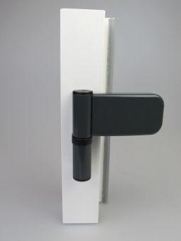 Dveřní pant Siku 3D 3030, antracitově šedý (RAL7016)