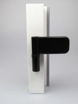 Dveřní závěs Siku 3D 3130, hnědý (H9) sw 071