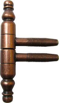 Pant Baroko 131, D=14, ocel, baroko bronzová, BRO, E00131.14.02
