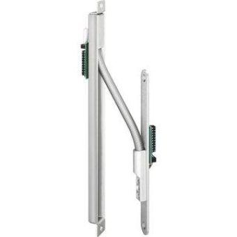 Kabelová zadlabací rozpojitelná průchodka 297mm pro křídla dveří 10314-14 (vanička + destička)