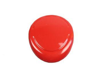 Tlačítko tělesa Pad 8340_71 červené RAL3000