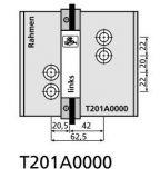 Vrtací šablona pro panty S60AT-2 62,5mm