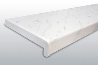 Vnitřní parapet PVC Standard 150mm mramor DUE