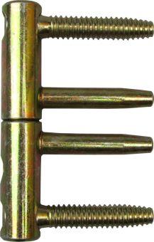 Pant 3D ocelový, D=14mm, žlutý chromát, E01150.14.04