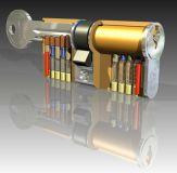 Cylindrická vložka typ 847/K1 105/30+75, šroub 60mm, palec DIN