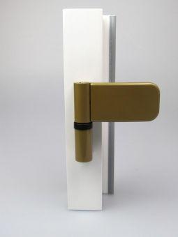 Dveřní pant Siku 3D 3030, bronzový (RAL1036) spec sw 198