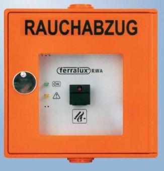 Hlavní požární tlačítko HSE, s resetem a ukazateli