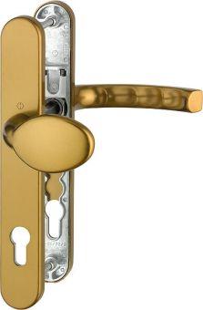 Kování s úzkým štítkem Liege 36, klika-koule, 8/92 mm 72-77, bronz