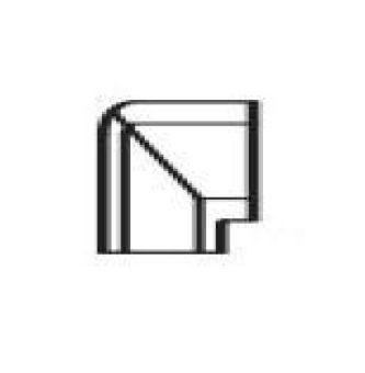 Krytka 0458 PMAT/SPGE 201E, bílá