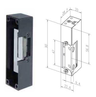 Elektrický otvírač pro FAB89 14.400-20105 E31
