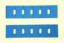 Podložka pod portál 160x40x2mm, modrá