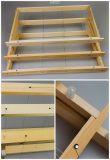 Rámek 39x24 vydrátkovaný nerezovým drátkem 0,4 vč. zděří a mezerníků balený po 10 ks