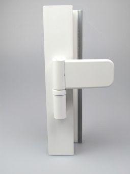 Dveřní pant Siku 3D 3030, bílý (RAL9016) sw 070