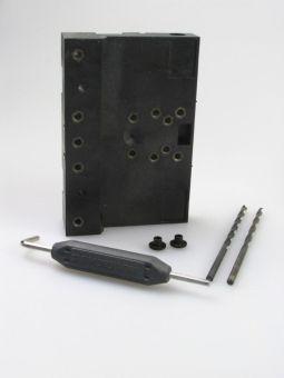 Šablona pro montáž dveřních závěsů Siku K 3035/3135/3235/3335