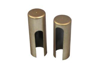 Krytka Top, D=20, plastová, světlý bronz, ABC, E00151.20.14
