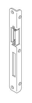 Hlavní protiplech úhlový levý - dřevo falzluft 4/20mm 250x25x16,5 GU 6-25544-01-L-1